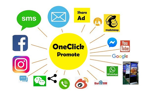 OneClick Promote